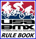 USABMX rules book
